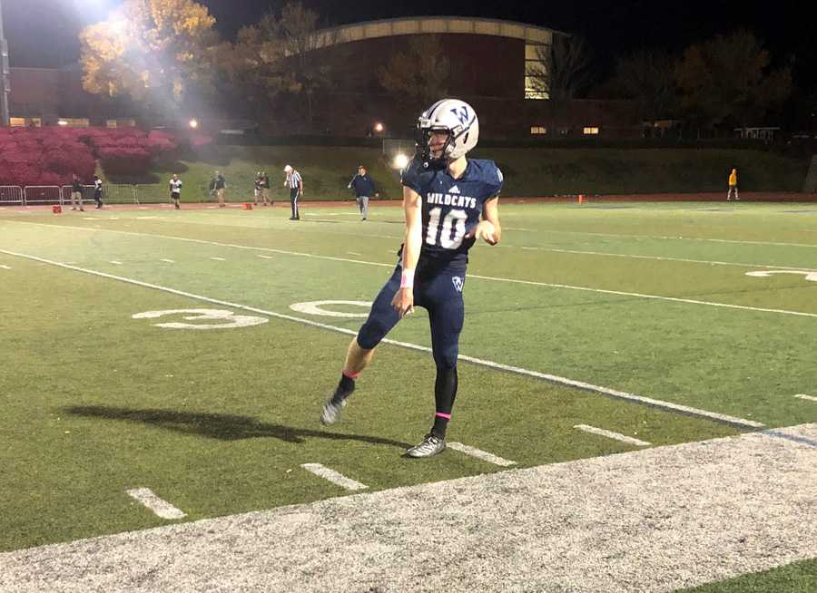 Wilsonville did not need a running game Thursday versus Scappoose. It had Jayce Knapp