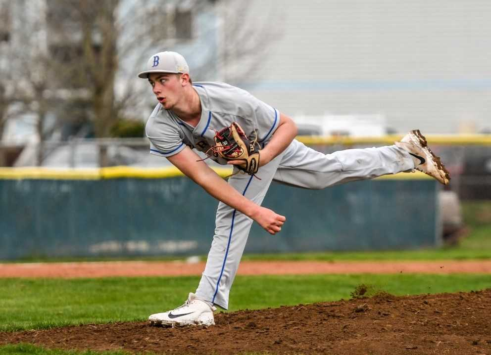 Barlow's Jaren Hunter posted a 1.20 ERA and 88 strikeouts in 58 innings as a junior. (Lynette Fay Photography)