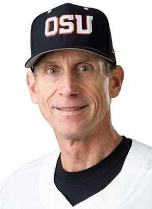 Keynote speaker, former OSU baseball coach, Pat Casey