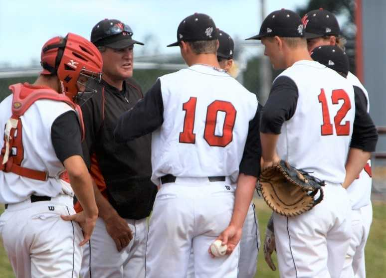 Brett Wolfe won 494 games in 24 seasons at North Medford, No. 12 on the state's all-time wins list. (NW Sports Photography)