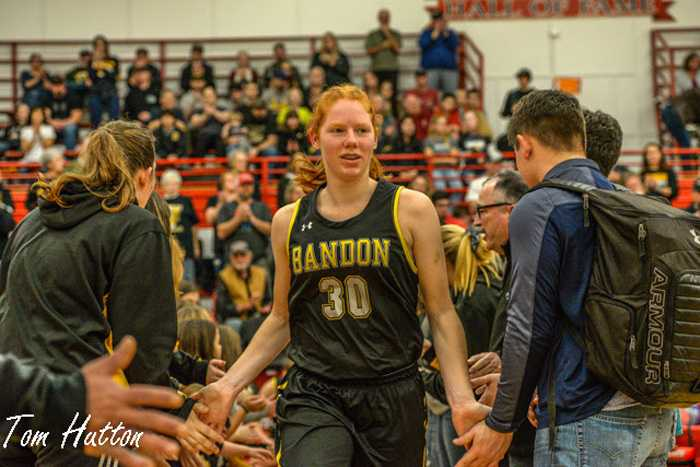 Four-year starter Kennedy Turner is a key player as Bandon looks to build on its breakout season. Photo by Tom Hutton