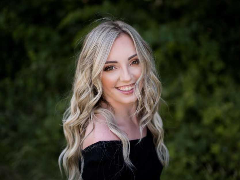 Glencoe senior Lexie Satter has her sights set on becoming a choreographer or a dance team coach.