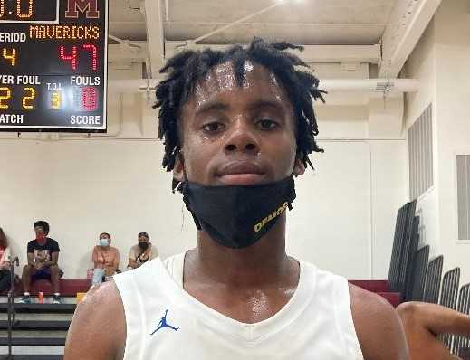 Sophomore Marquis 'Mookie' Cook had 28 points and 15 rebounds in Jefferson's win over Mountainside on Wednesday.