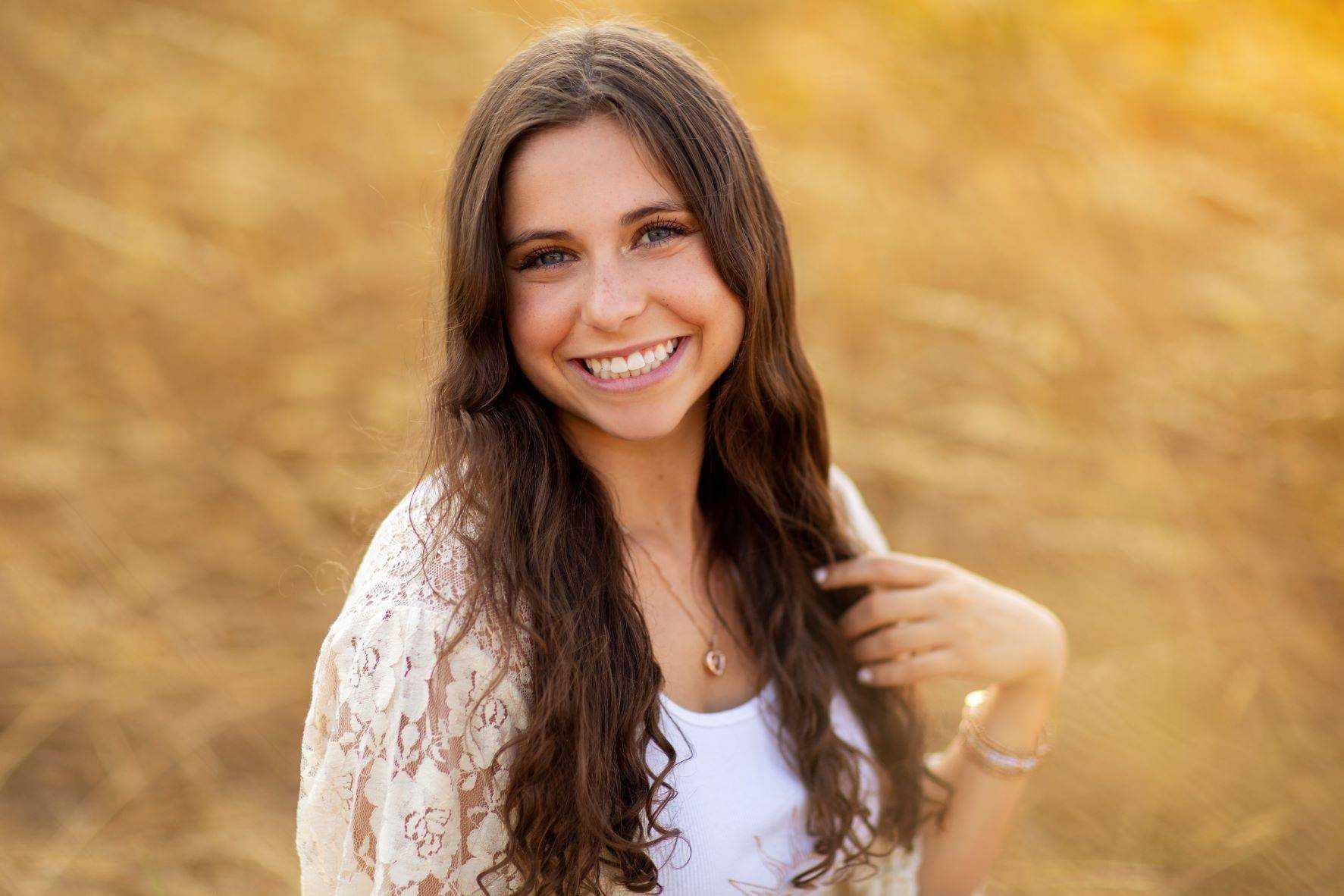 Amelia Edelberg is looking forward to her senior season as a Laker Dancer.