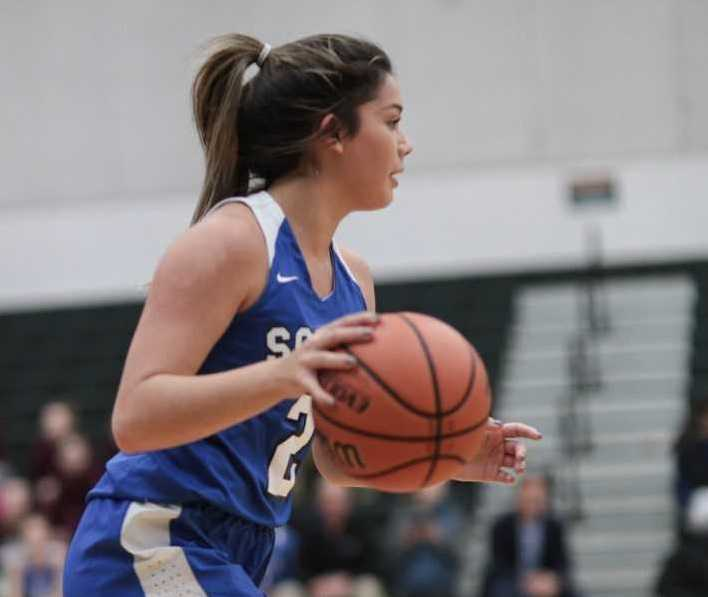 Weber State-bound guard Ula Chamberlin leads South Medford in scoring with a 19.2 average.